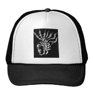 Rioting Mind Inverted Trucker Hats