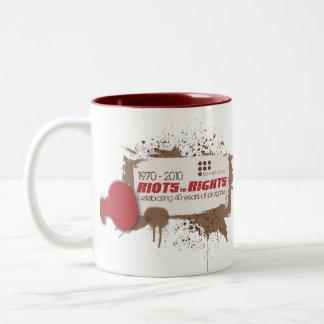 Riots 2 Mug