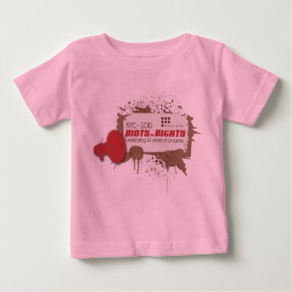 Riots Baby T Baby T-Shirt