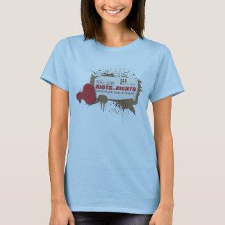 Riots Babydoll T-Shirt