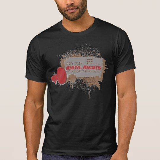 Riots Destroyed T-Shirt