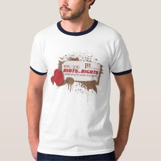 Riots Ringer T-Shirt