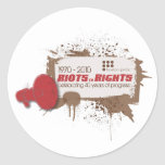 Riots Sticker Large