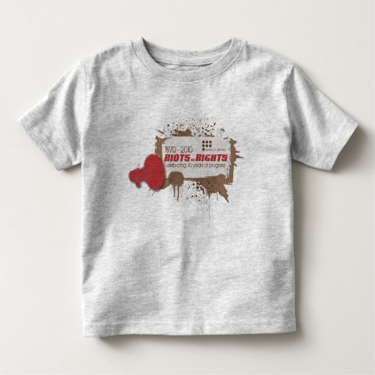 Riots Toddler T Toddler T-shirt