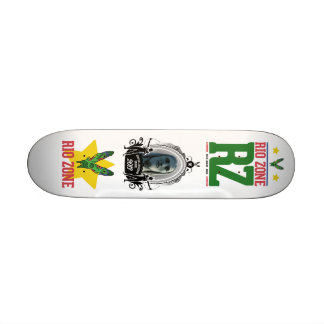RioZone christo and indians, indians and christ RZ Skateboard Deck