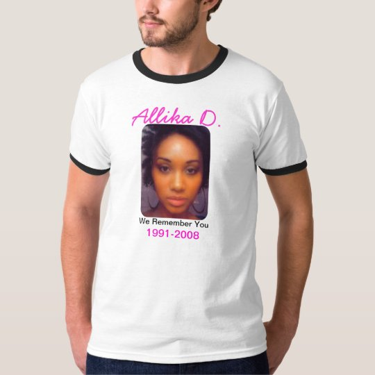 RIP Allika T-Shirt