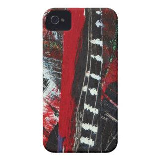 Rip City! Red, Black & White Case-Mate iPhone 4 Case