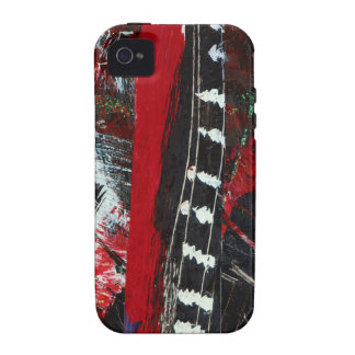 Rip City!  Red, Black & White Case For The iPhone 4