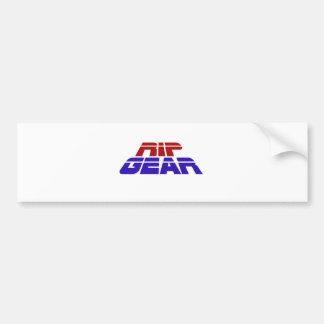RIP Gear Basics Range Car Bumper Sticker