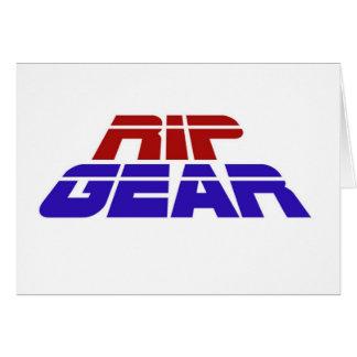 RIP Gear Basics Range Card