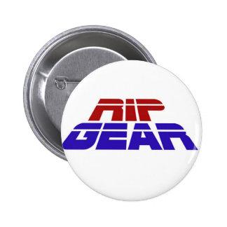 RIP Gear Basics Range Pinback Button