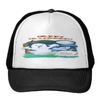 RIP Ghosts Trucker Hat