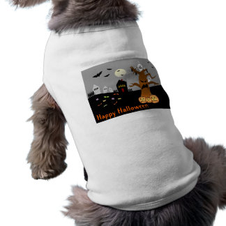 RIP Graveyard Halloween Pet Shirt