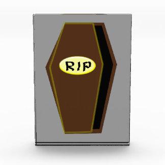 RIP Halloween Coffin of Doom Decoration Awards