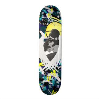 RIP HARAMBE Skate Deck