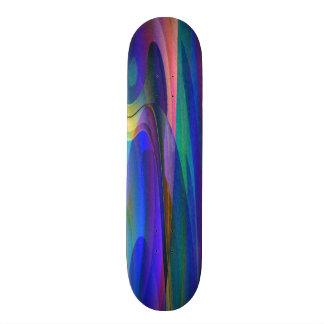 Rip in Time Skateboard