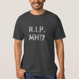 RIP MH17 T SHIRT