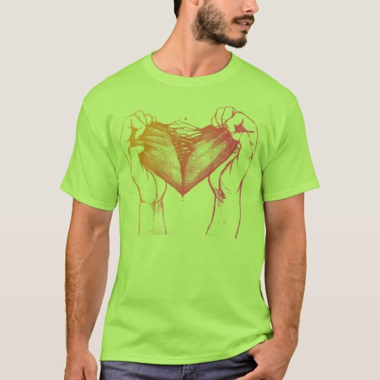 Rip My Heart Out T-Shirt