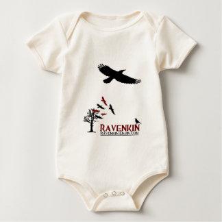 RIP (Ravenite In Progress) Baby Bodysuit