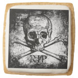 RIP Skull Cookie