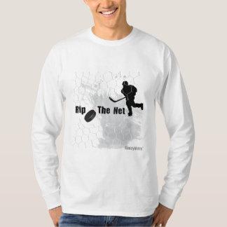 Rip the Net Hockey Shirt