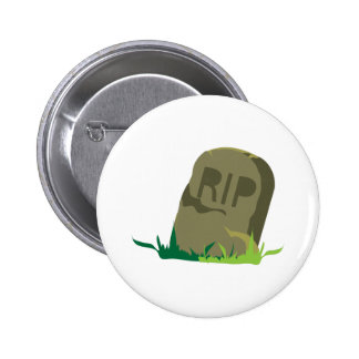 RIP Tombstone Button