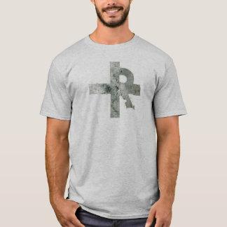 RIP\TORN Cross Logo Two-fer T-shirt