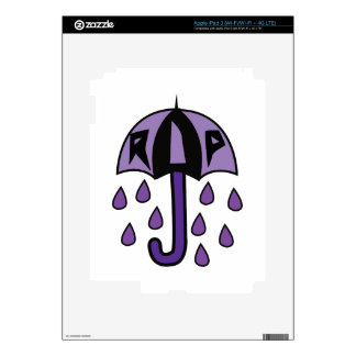 RIP Umbrella iPad 3 Skin