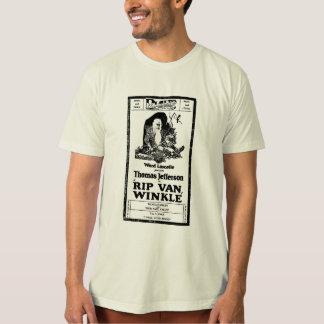 Rip Van Winkle 1921 Silent Movie Shirt