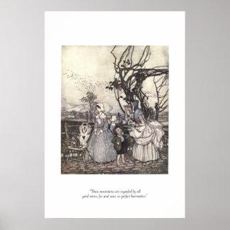 Rip Van Winkle: By All Good Wives Poster