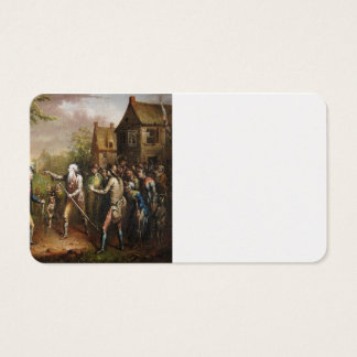 Rip Van Winkle in the Village Business Card