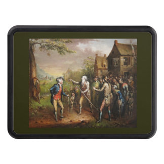 Rip Van Winkle in the Village Trailer Hitch Cover