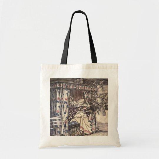 Rip Van Winkle: The Virtues Of Patience Tote Bag