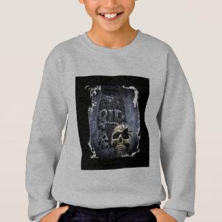 RIP with Skull Sweatshirt
