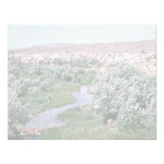 Riparian Habitat Wyoming Invitations