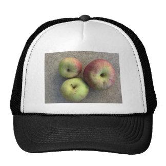 Ripe apples trucker hat