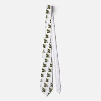 Ripe apricots hanging on the tree . Tuscany, Italy Neck Tie