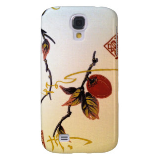Ripe Cherry on Branch Samsung Galaxy S4 Cover