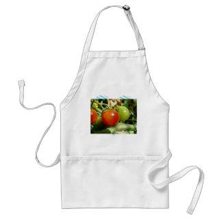 Ripe Cherry tomatoes Apron