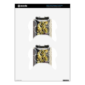 Ripe grapes in box xbox 360 controller decal
