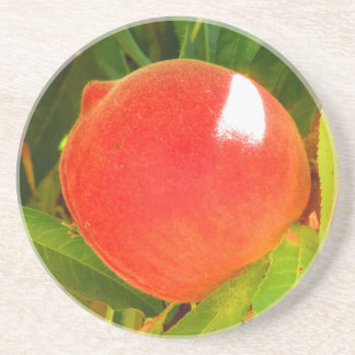 Ripe Peach Coaster