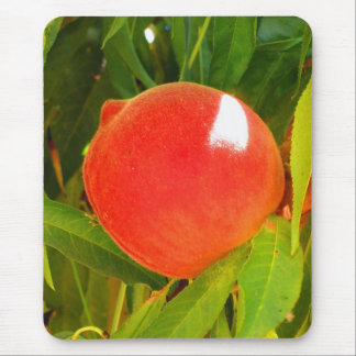 Ripe Peach Mousepad