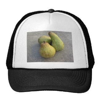 Ripe pears trucker hat