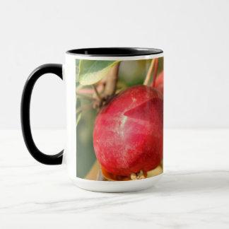 Ripe Red Crabapples Mug