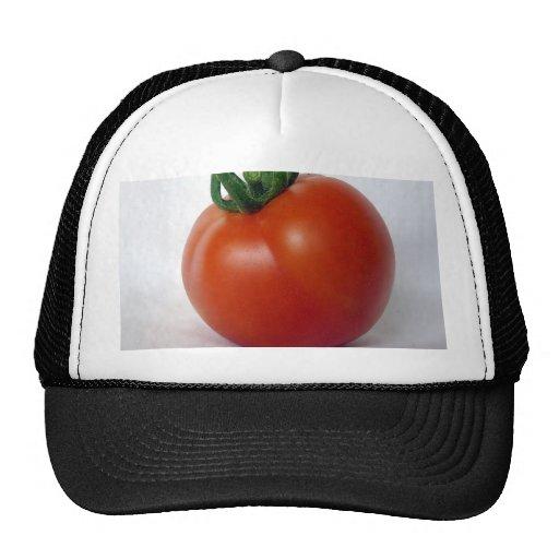 Ripe Tomato Mesh Hats