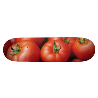 Ripe Tomatoes - Bright Red, Fresh Skateboard Deck
