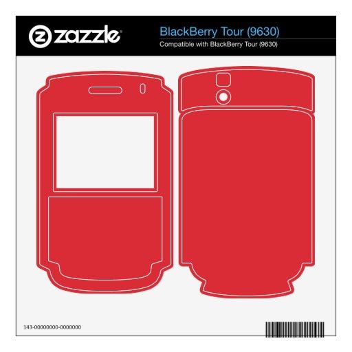 Ripe Watermelon BlackBerry Tour (9630) Skin Decal For BlackBerry