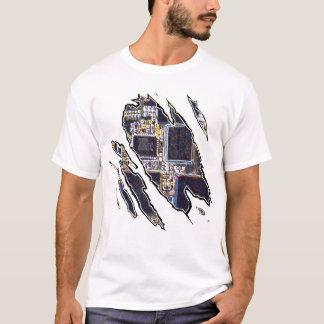 Riped-Robot T-Shirt