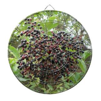 Ripening Elderberries Dart Board