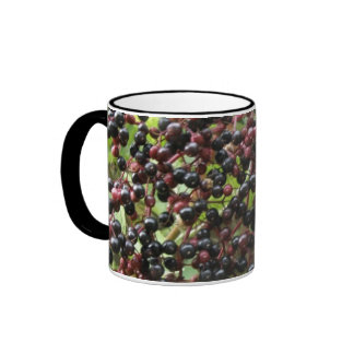 Ripening Elderberries Mug